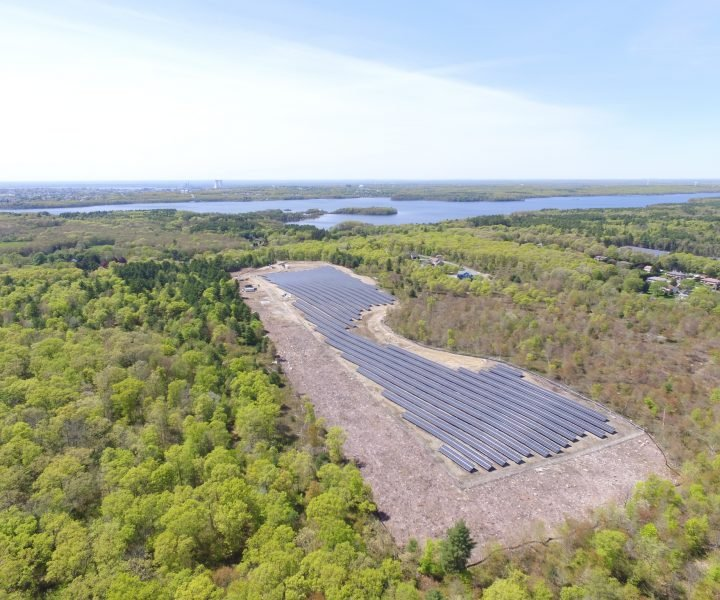 Project Management for Massachusetts Solar Portfolio