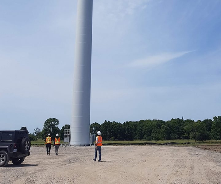 Wind Power Environmental Support Services