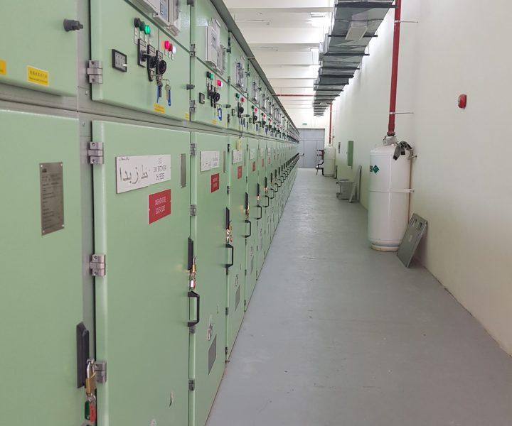 Jordan   60 MWh Battery Energy Storage System