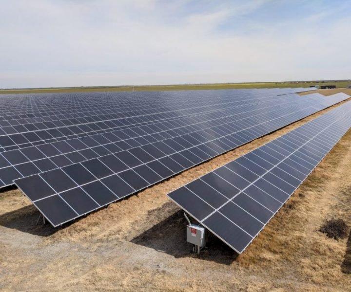 Utility Scale Solar O&M Critical Spares Program.