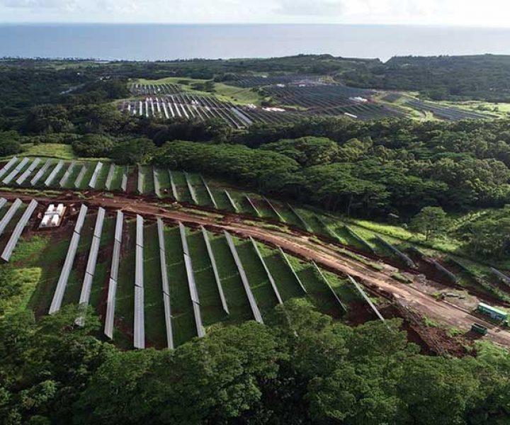 American Samoa Battery Energy Storage + Solar