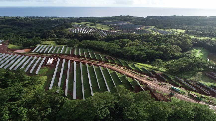 Hawaii Battery Electric Energy
