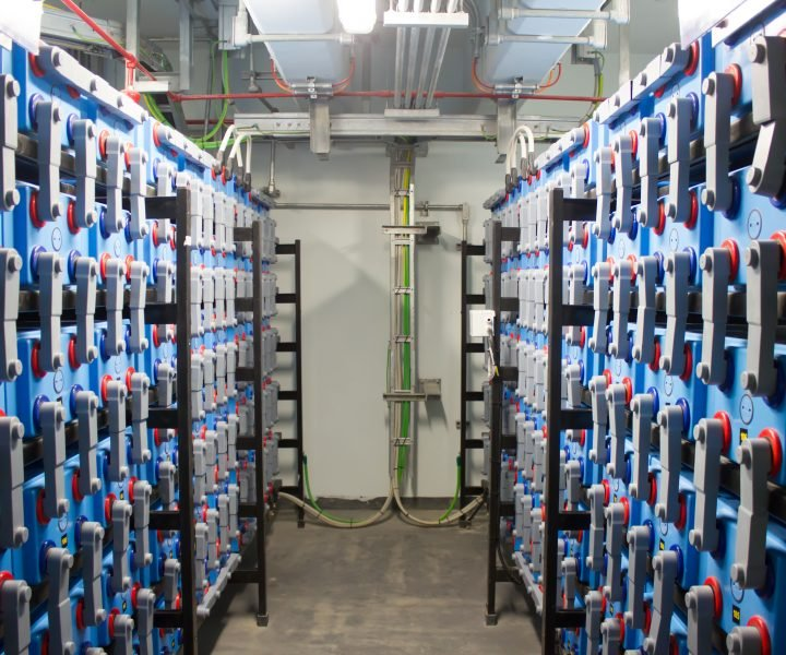 IESO Energy Storage Facility